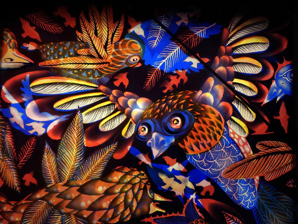 002. Birddetail