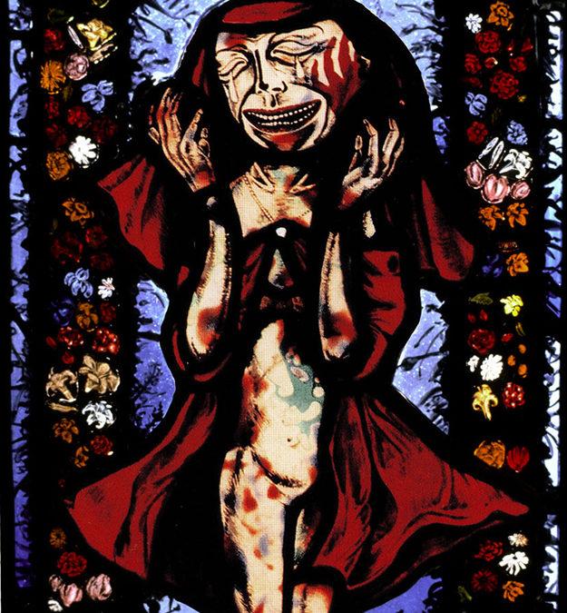 Primavera, 15″ × 24″, 1987